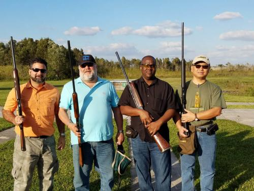Oct 2016 - FES 5th Annual Trap Shoot