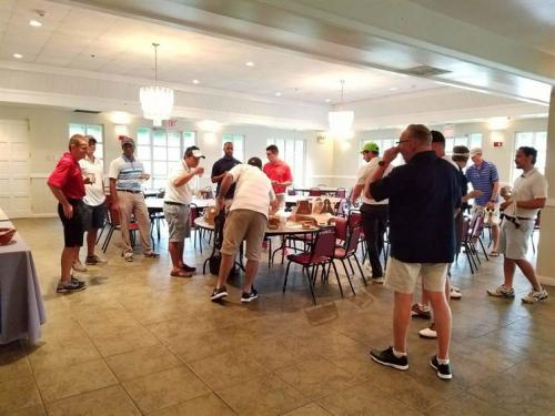May 2018 - FES Student Scholarship Golf Tournament