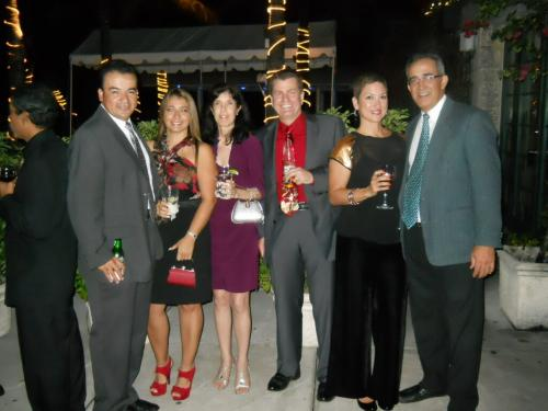 2011 - FES MiamiASCE Holiday Party