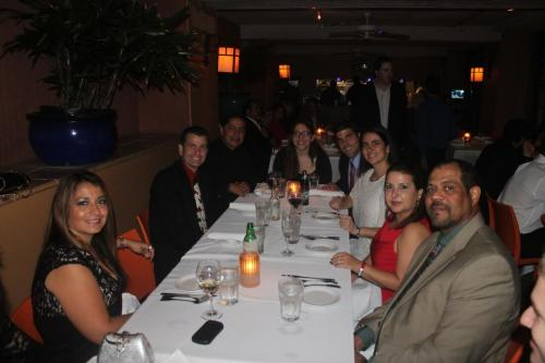 2012 - FES MIAMI  ASCE Holiday Dinner