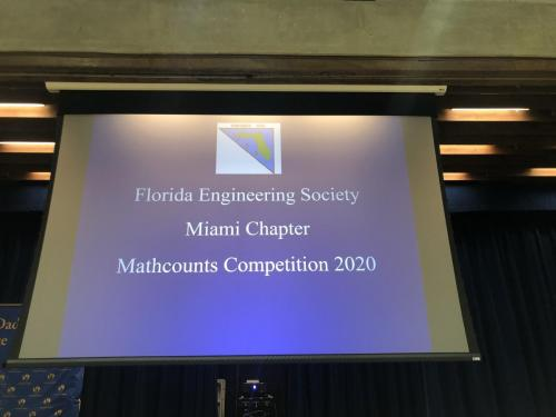 MathCounts 2020